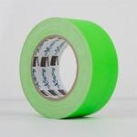 Banda adezivă fluorescentă pe suport textil 25 mm x 50m
